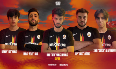 Galatasaray Espor yeni PUBG