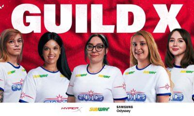 Guild Esports kadın VALORANT