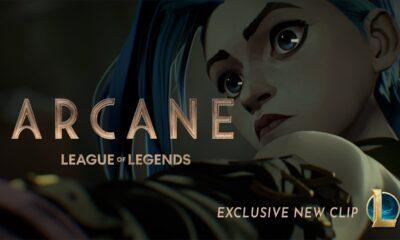 Netflix League of Legends Arcane