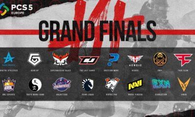 PUBG Continental Series 5 Avrupa 2 turnuvası