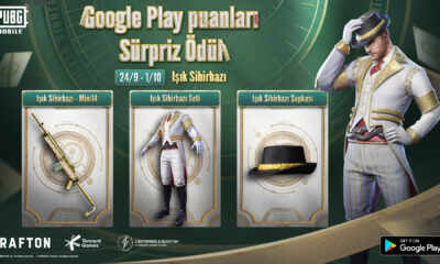 PUBG Mobile Google Play ödülleri 2021
