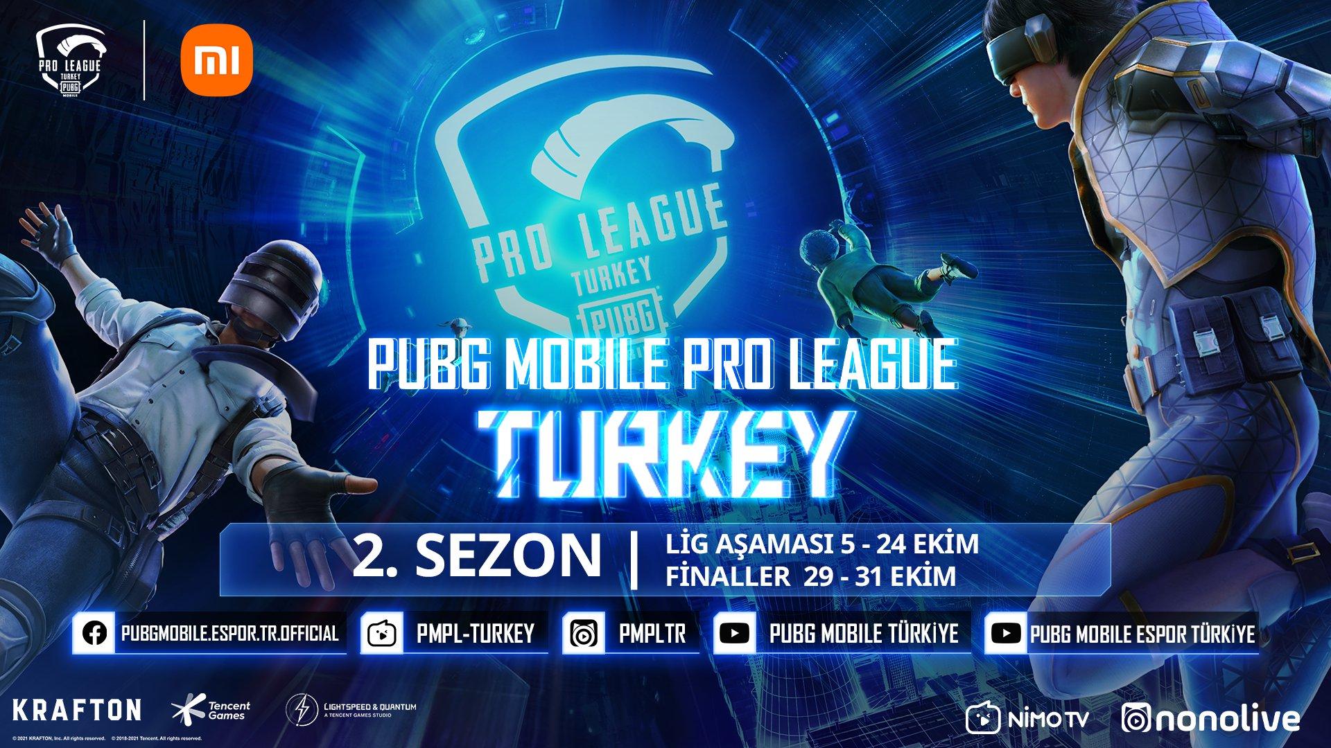 PUBG Mobile Pro League 2