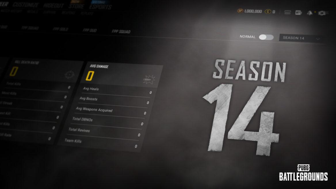 PUBG sezon 13 dereceli modu ödülleri