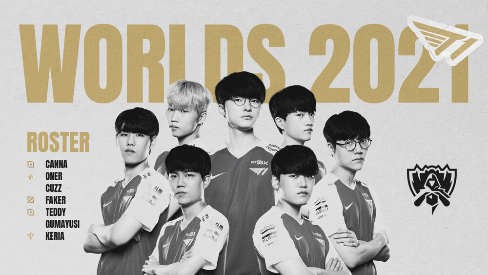 T1 2021 Dünya Şampiyonası