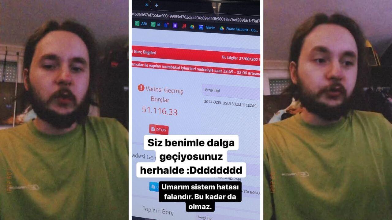 Dora Özsoy yine bir vergi cezası ile karşı karşıya