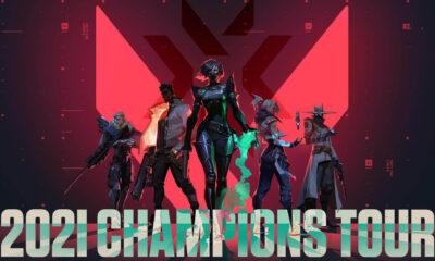 VCT Champions 2021