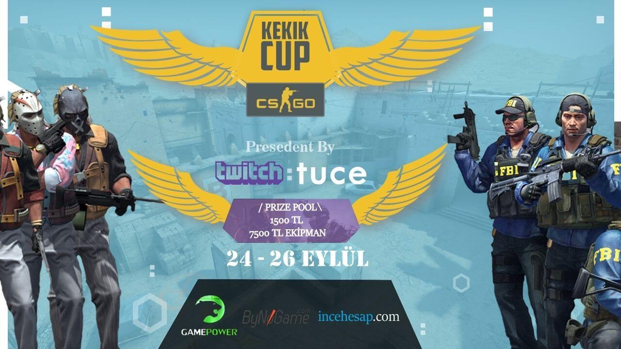 CS:GO turnuvası KekikCup #2 için geri sayım başladı