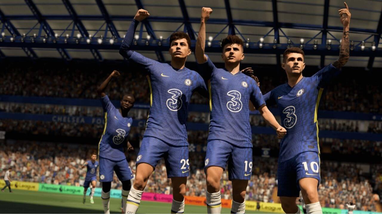 FIFA 22 final sürümünün ilk oynanış görüntüleri açığa çıkıyor!