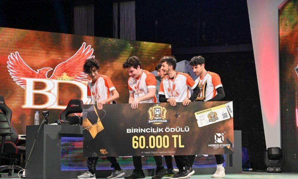 Mobile Legends 2021 Türkiye Şampiyonası kazananı belli oldu