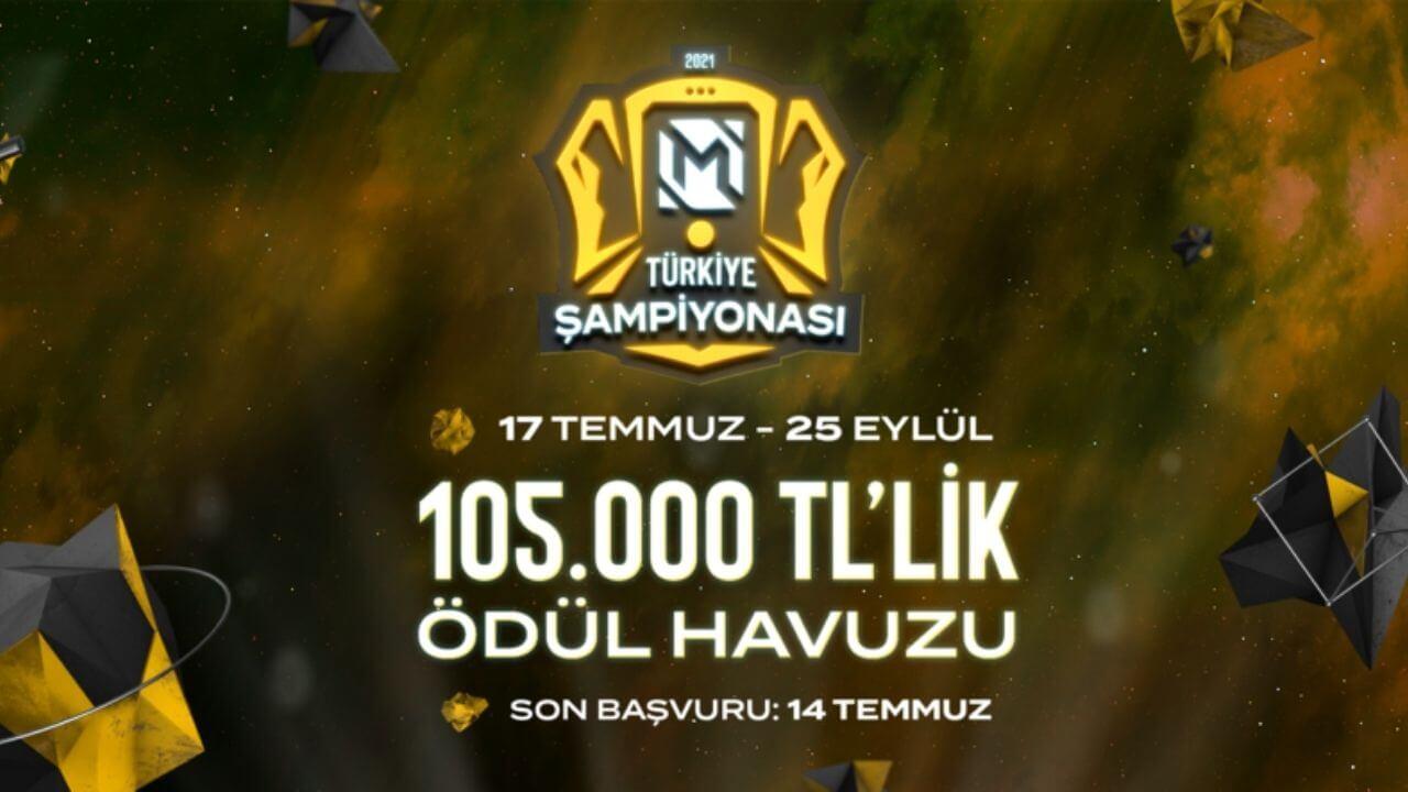 Mobile Legends Türkiye Şampiyonası 2021 finali başlıyor