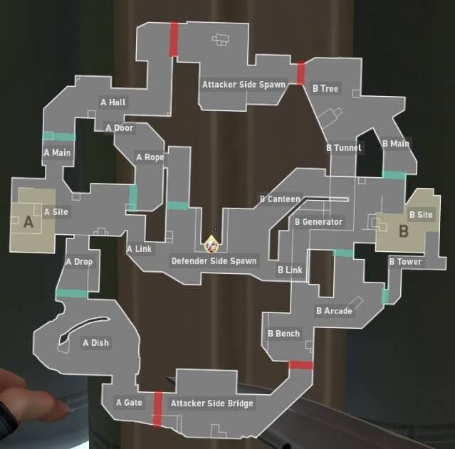 VALORANT Fracture haritası oynanış videosu ortaya çıktı