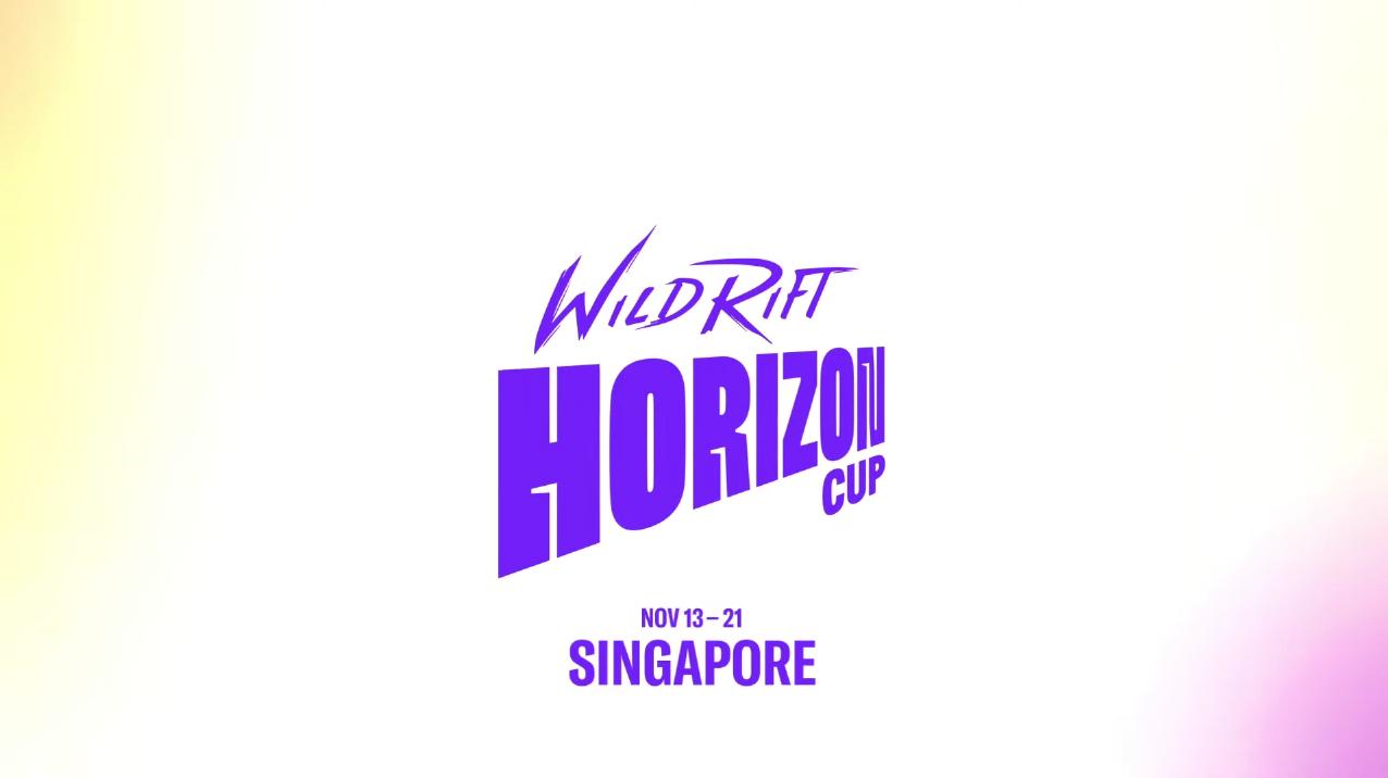 Wild Rift: Horizon Cup