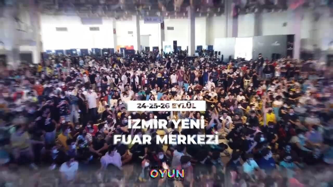 İzmir Oyun Festivali tamamlandı