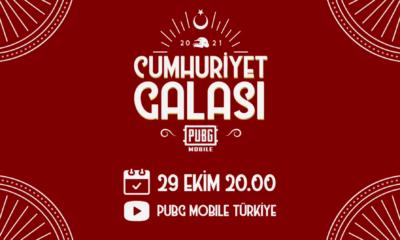 PUBG Mobile Cumhuriyet Galası