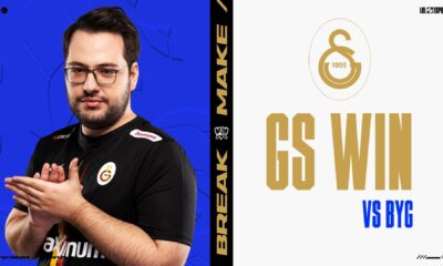 Temsilcimiz Galatasaray 2021 Dünya Şampiyonası yolculuğuna harika başladı!
