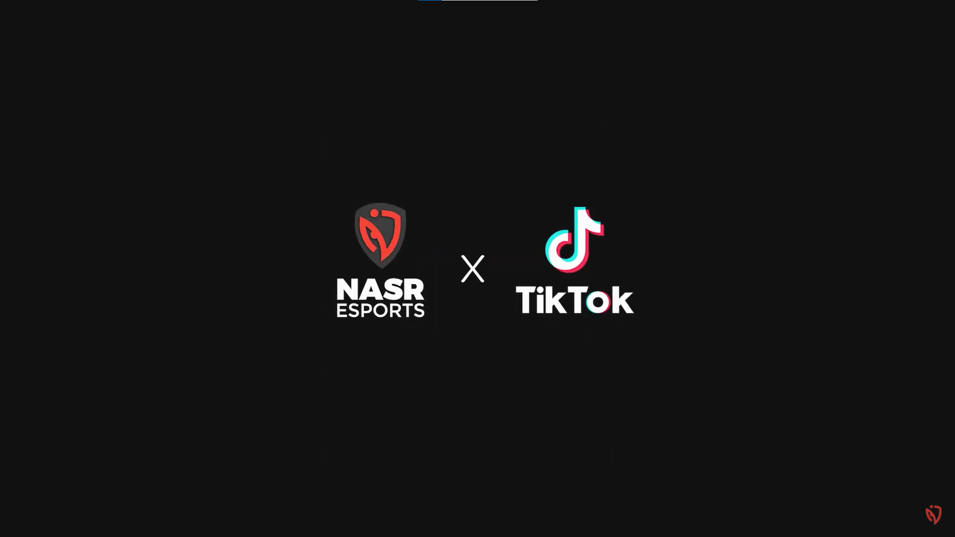 NASR Esports x TikTok