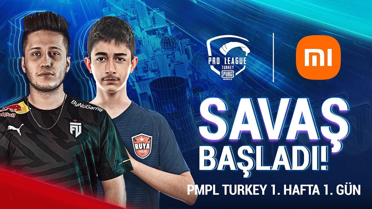 PUBG Mobile Pro League Türkiye 2