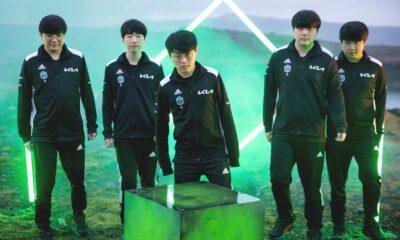 Damwon KIA 2021 Dünya Şampiyonası