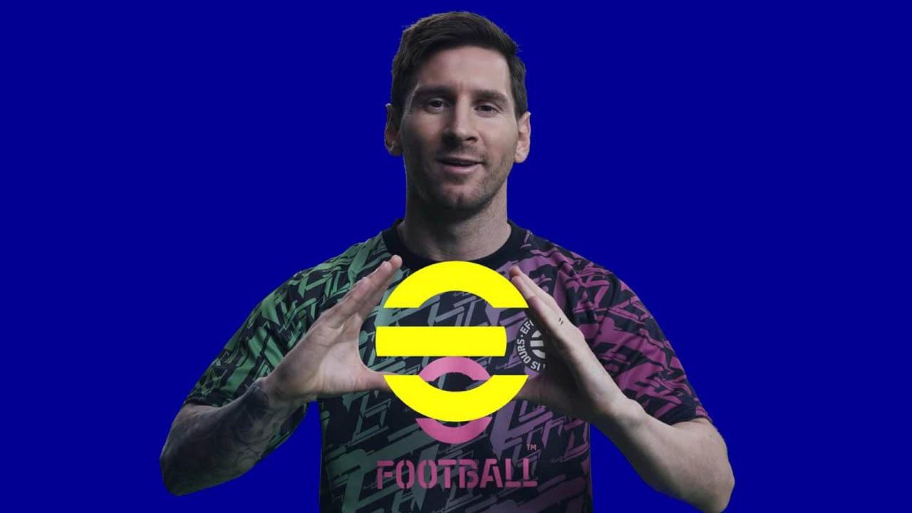 eFootball 2022 KONAMI