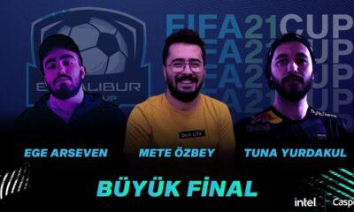 Excalibur Fifa 21 Turnuvası için ön eleme süreci tamamlandı