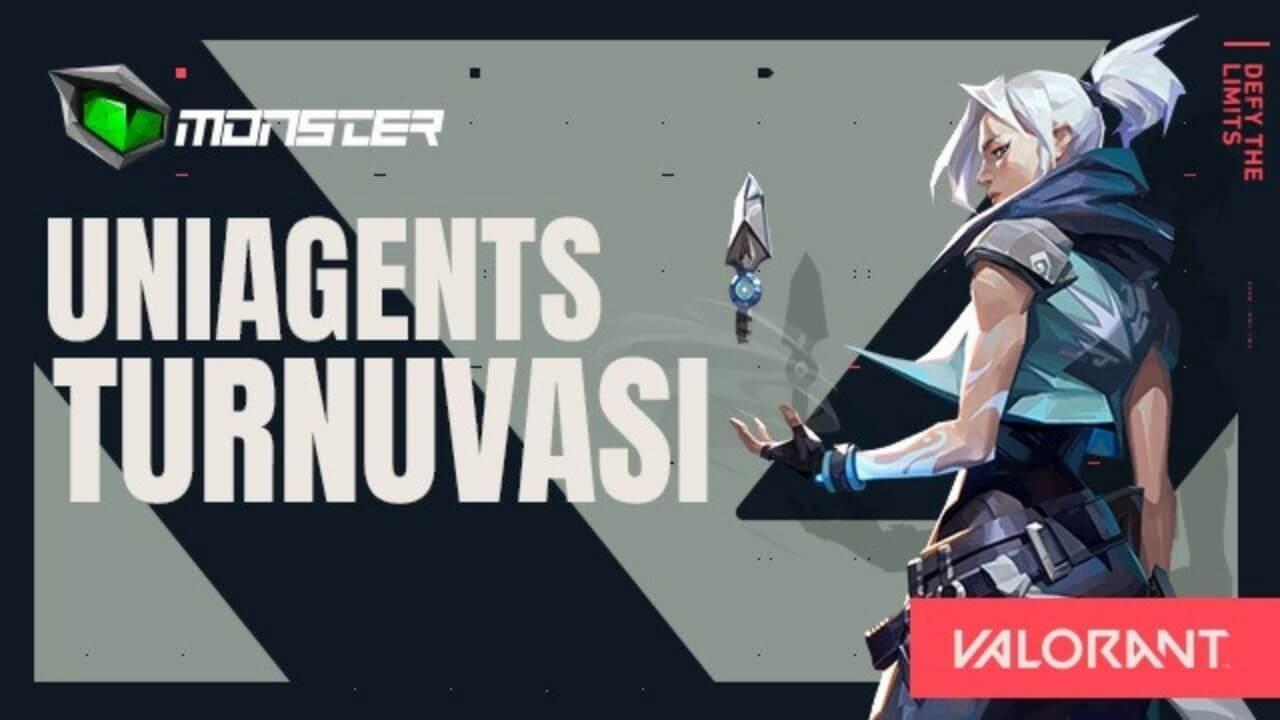 Intel Monsters Reloaded UniAgents VALORANT turnuvası için ön kayıtlar başladı