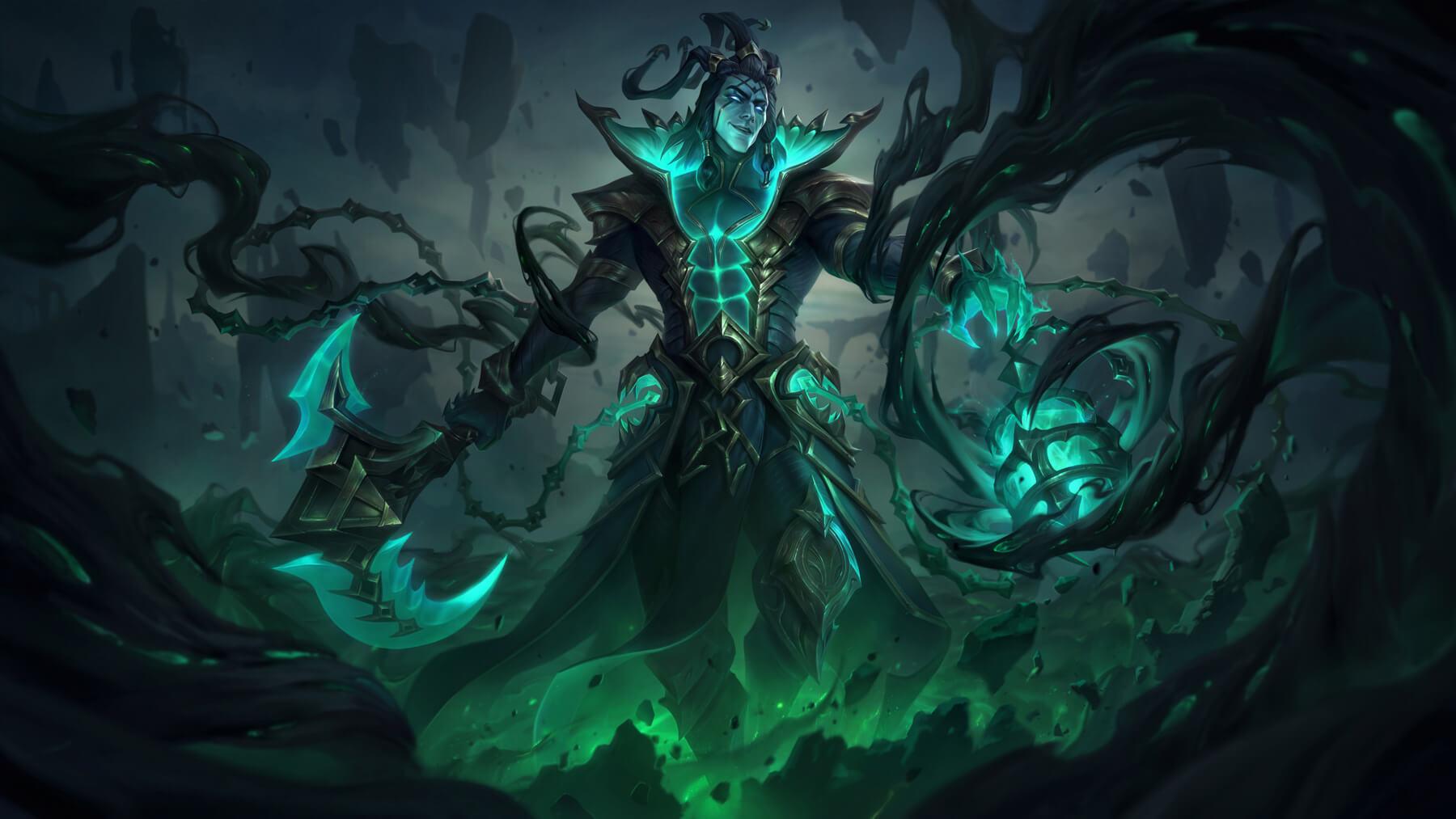 League Of Legends 11.20 Yama Notları yayınlandı