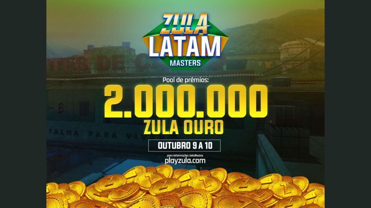 ZULA LATAM Masters, ZULA rekabetini Latin Amerika'ya taşıyor